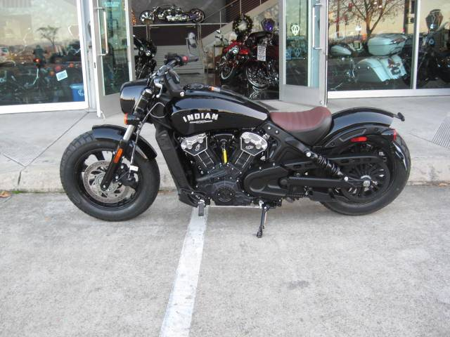 2019 Indian SCOUT BOBBER in Dublin, California