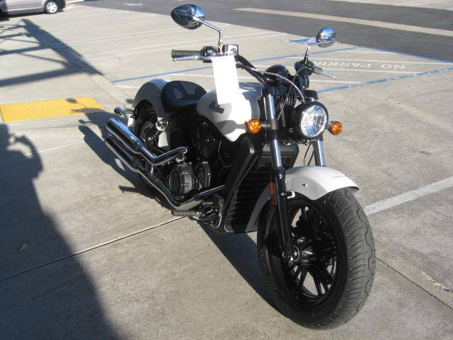 2019 Indian SCOUT SIXTY ABS in Dublin, California - Photo 4