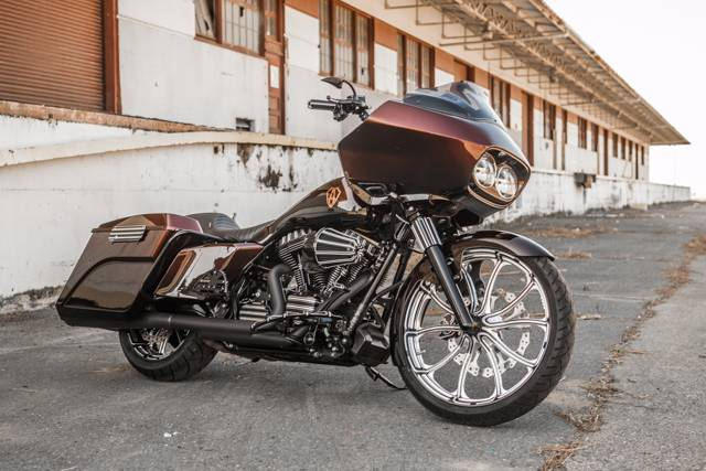 2013 HARLEY DAVIDSON ROADGLIDE in Dublin, California