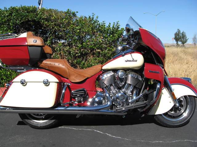 2016 Indian Roadmaster® in Dublin, California