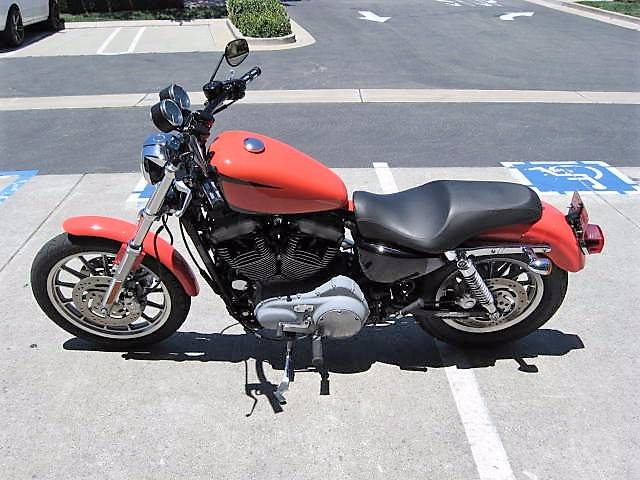 2005 HARLEY DAVIDSON 1200 ROADSTER in Dublin, California