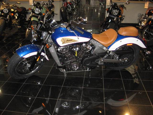 2018 Indian SCOUT ABS in Dublin, California