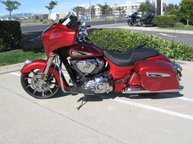 2019 Indian CHIEFTAIN LIMITED in Dublin, California - Photo 1