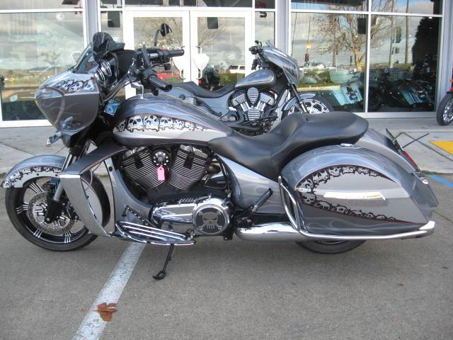 2011 Victory CROSS COUNTRY for sale 4332