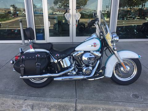 2017 HARLEY DAVIDSON HERITAGE SOFTAIL CLASSIC in Dublin, California - Photo 1
