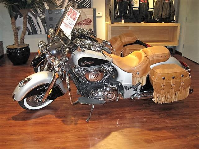 2016 Indian Chief® Vintage in Dublin, California