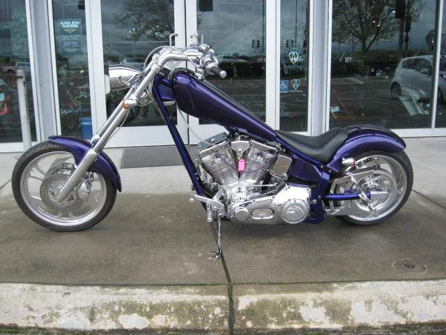 2003 AMERICAN IRON HORSE TEXAS CHOPPER in Dublin, California
