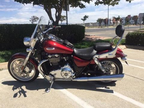 2014 TRIUMPH THUNDERBIRD in Dublin, California - Photo 1