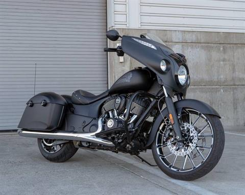 2018 Indian CHIEFTAIN DARK HORSE in Dublin, California