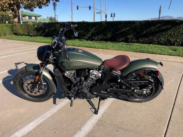 2020 Indian BOBBER TWENTY in Dublin, California - Photo 1