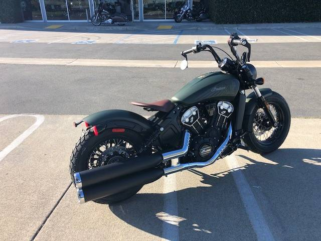 2020 Indian BOBBER TWENTY in Dublin, California - Photo 3