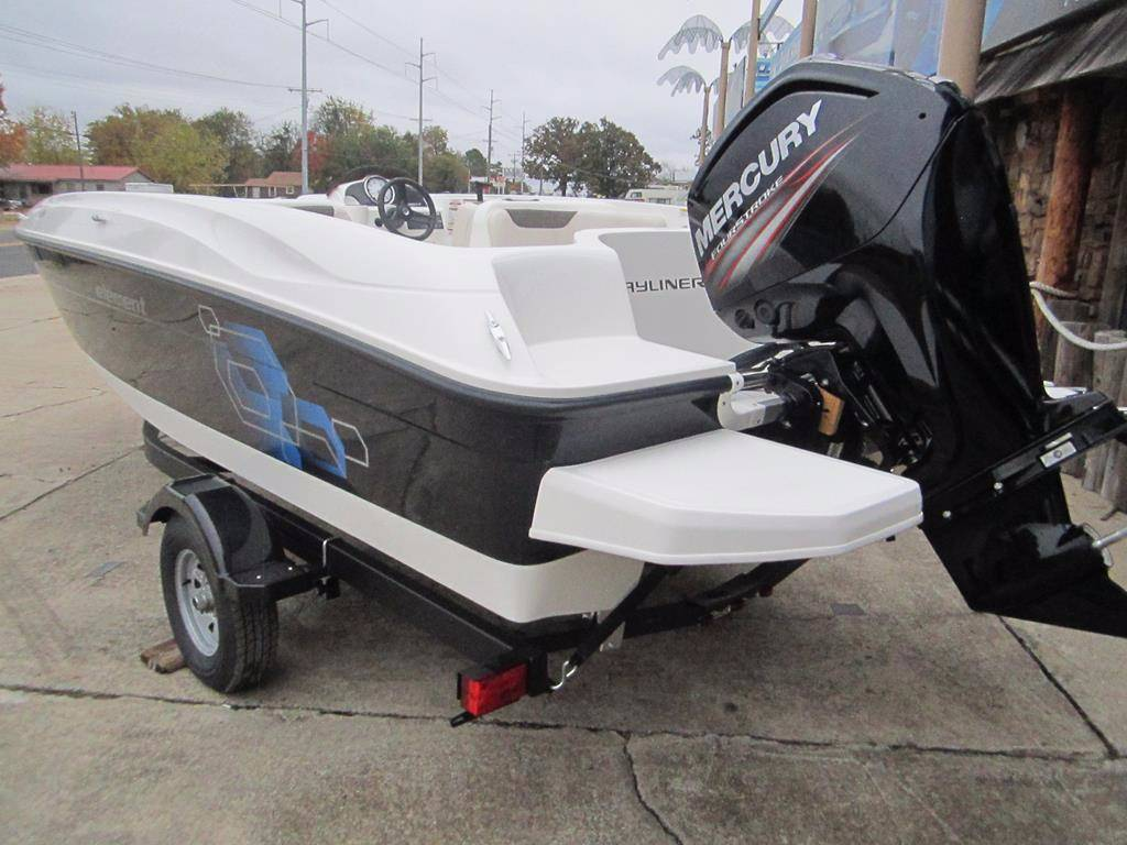 2018 Bayliner Element E18 in Fort Smith, Arkansas