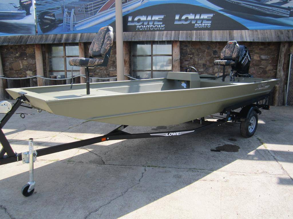 2018 Lowe RX1860 Big River in Fort Smith, Arkansas