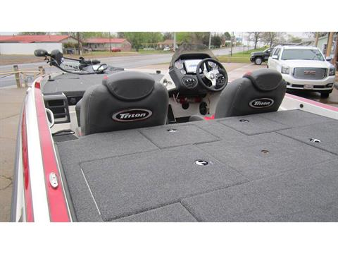 2018 Triton 19TRX in Fort Smith, Arkansas
