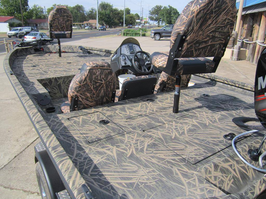2018 Lowe Stinger 195C Camo in Fort Smith, Arkansas