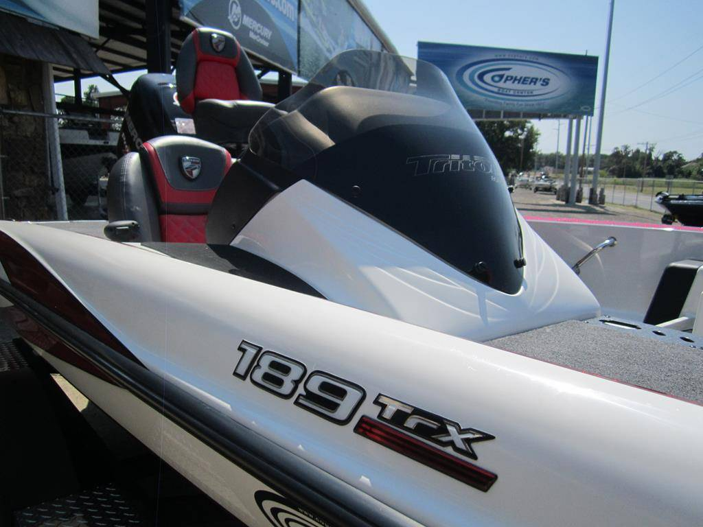 2018 Triton 189TRX in Fort Smith, Arkansas