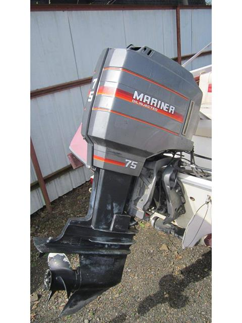 1990 Mercury Marine 75 ELPT in Fort Smith, Arkansas