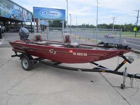 2006 G3 Eagle 165 PF SS in Fort Smith, Arkansas