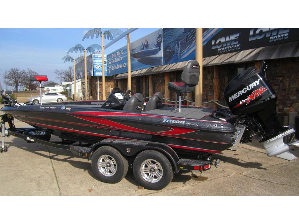 2018 Triton 20TRX Patriot in Fort Smith, Arkansas