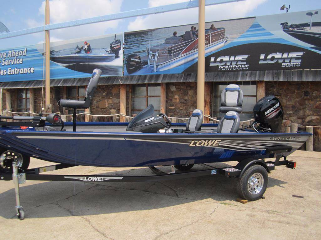 2018 Lowe Stinger 175C in Fort Smith, Arkansas