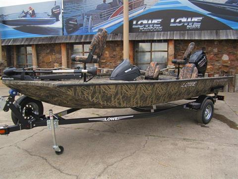 2018 Lowe Stinger 175C Camo in Fort Smith, Arkansas