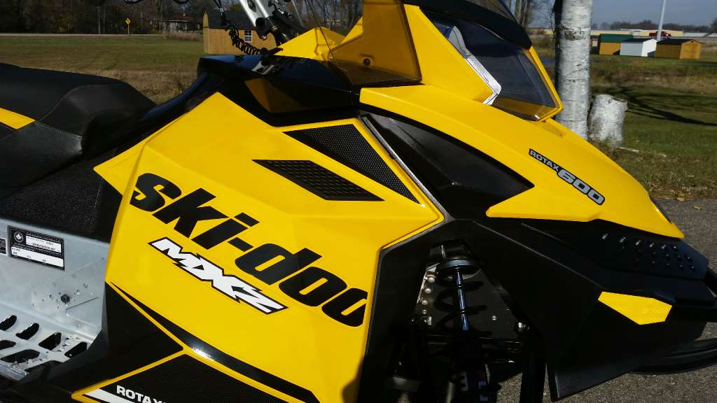 2014 Ski-Doo MX Z® Sport 600 Carb in De Forest, Wisconsin