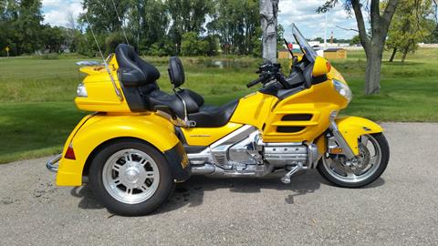2009 Motor Trike GL1800 Goldwing in De Forest, Wisconsin
