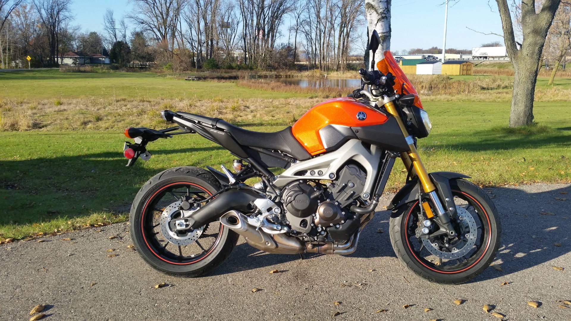 2014 Yamaha FZ-09 for sale 15174