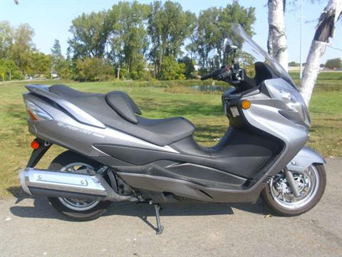 2009 Suzuki Burgman™ 400 in De Forest, Wisconsin