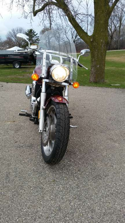 2006 Honda VTX™1300C in De Forest, Wisconsin