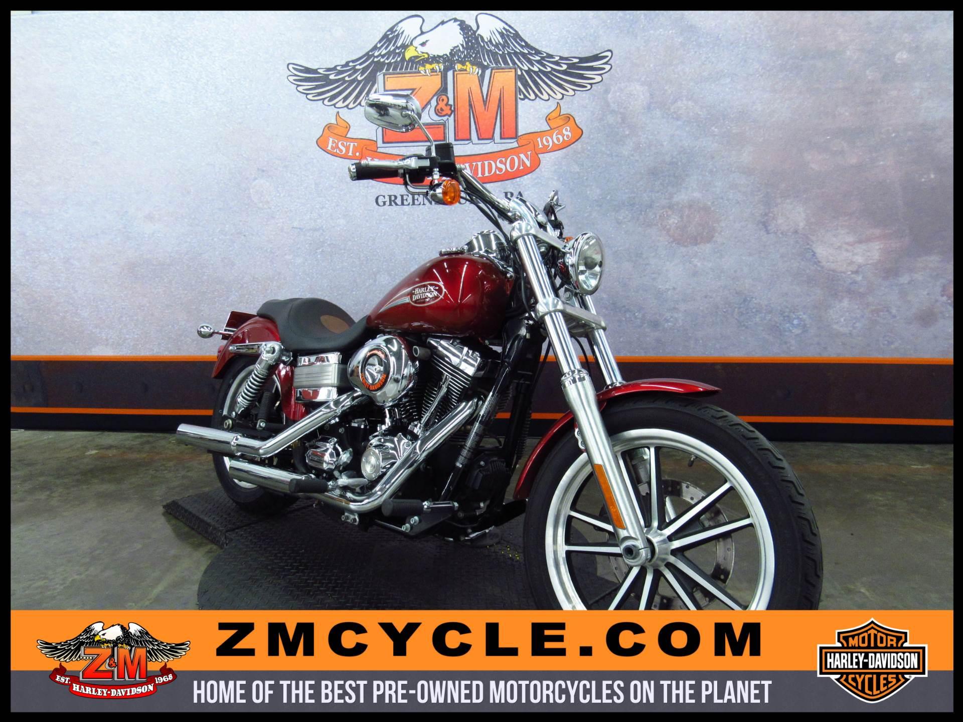2008 Dyna Low Rider
