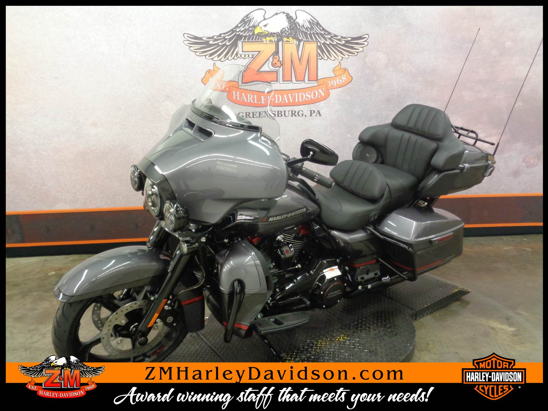 2020 Harley-Davidson CVO™ Limited in Greensburg, Pennsylvania - Photo 5