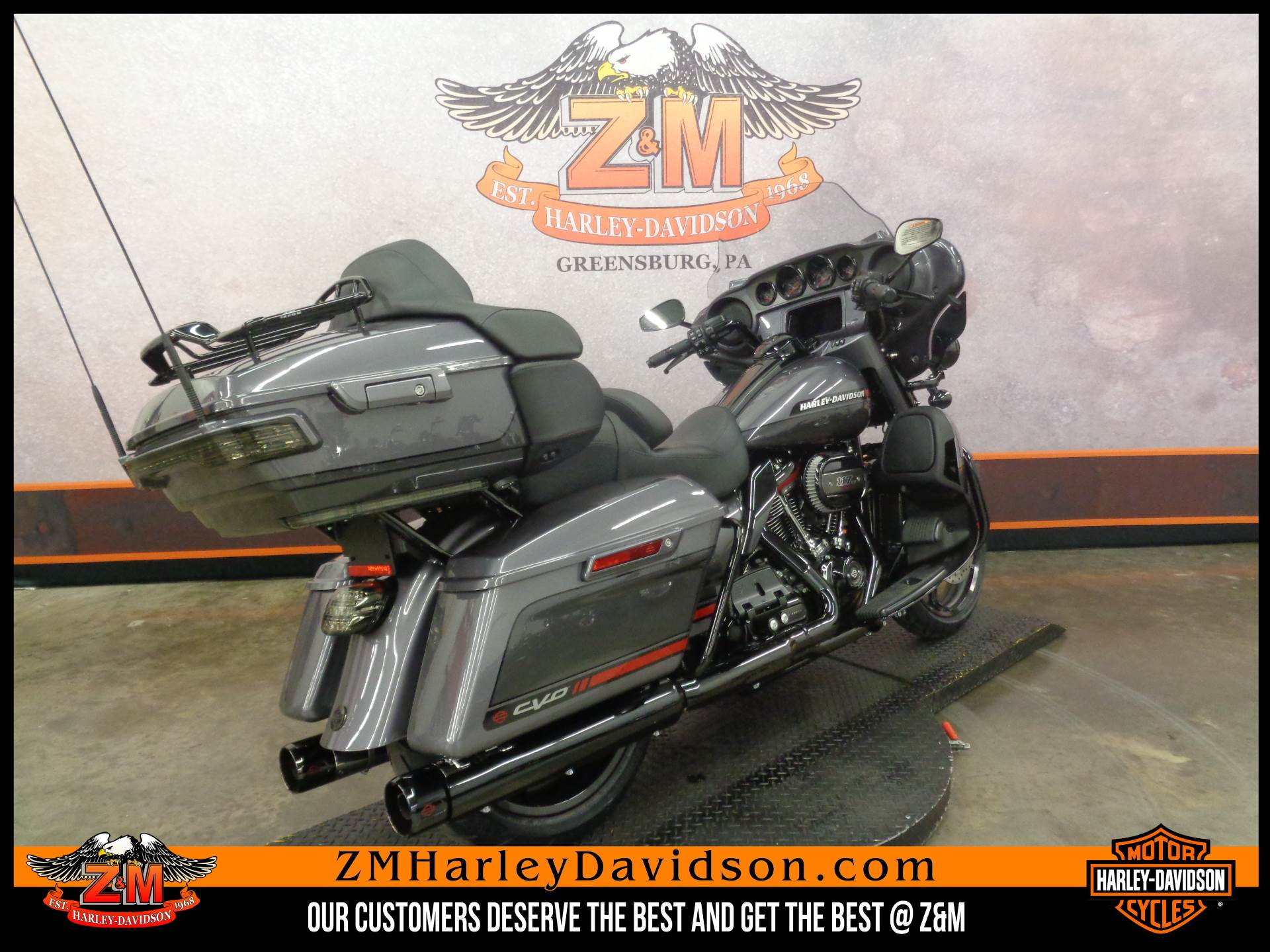 2020 Harley-Davidson CVO™ Limited in Greensburg, Pennsylvania - Photo 3