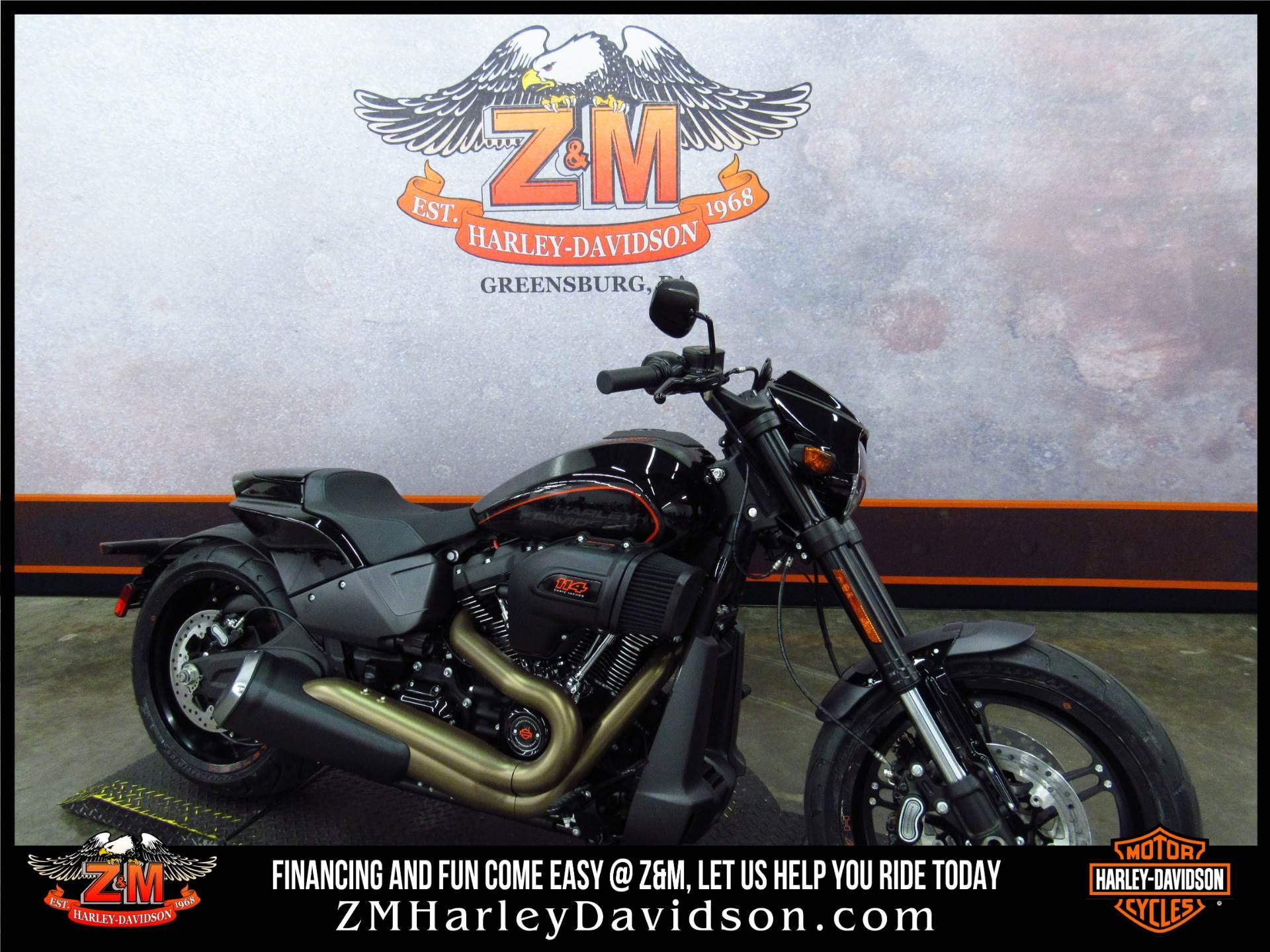 2019 Harley-Davidson FXDR 114 2