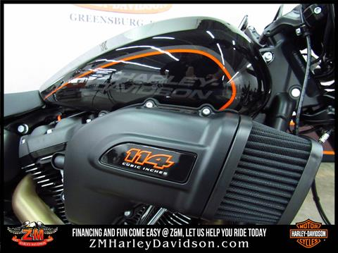 2019 Harley-Davidson FXDR™ 114 in Greensburg, Pennsylvania - Photo 4