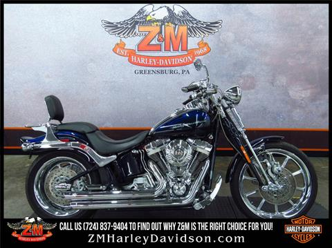2007 Harley-Davidson CVO™ Screamin' Eagle® Softail® Springer® in Greensburg, Pennsylvania