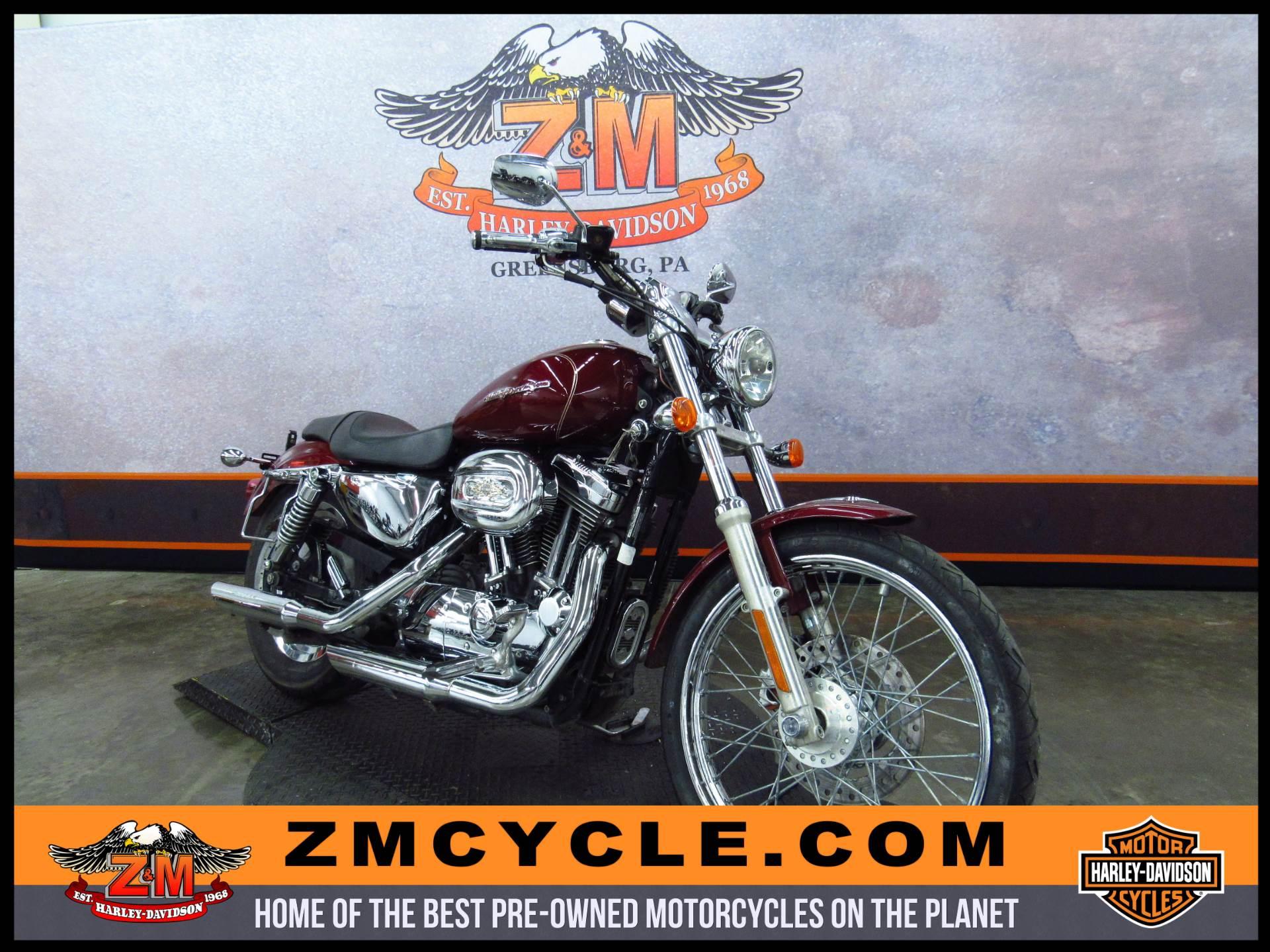 2005 Sportster XL 1200 Custom
