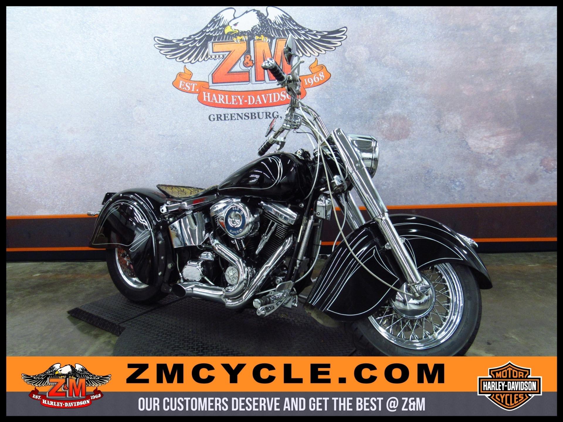 1996 Street Rider