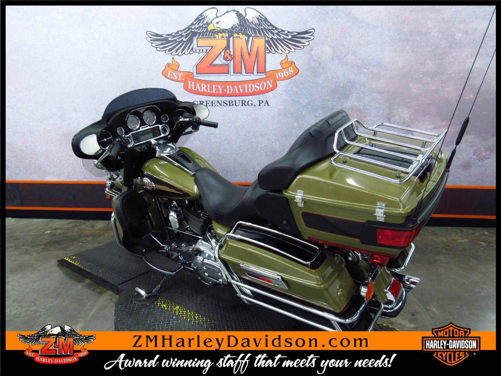 2007 Harley-Davidson Ultra Classic® Electra Glide® in Greensburg, Pennsylvania
