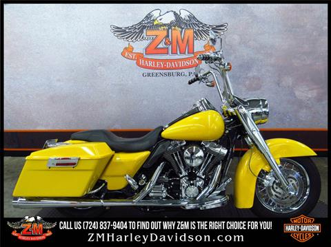 2005 Harley-Davidson FLHRS/FLHRSI Road King® Custom in Greensburg, Pennsylvania