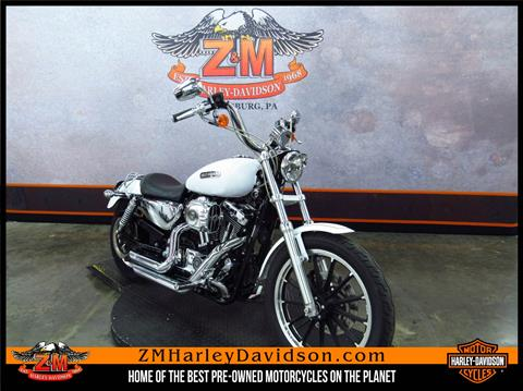 2007 Harley-Davidson Sportster® 1200 Custom in Greensburg, Pennsylvania
