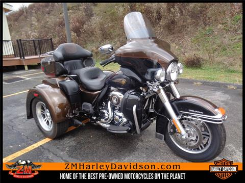 2013 Harley-Davidson Tri Glide® Ultra Classic® 110th Anniversary Edition in Greensburg, Pennsylvania