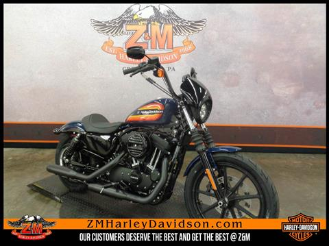 2020 Harley-Davidson Iron 1200™ in Greensburg, Pennsylvania - Photo 2