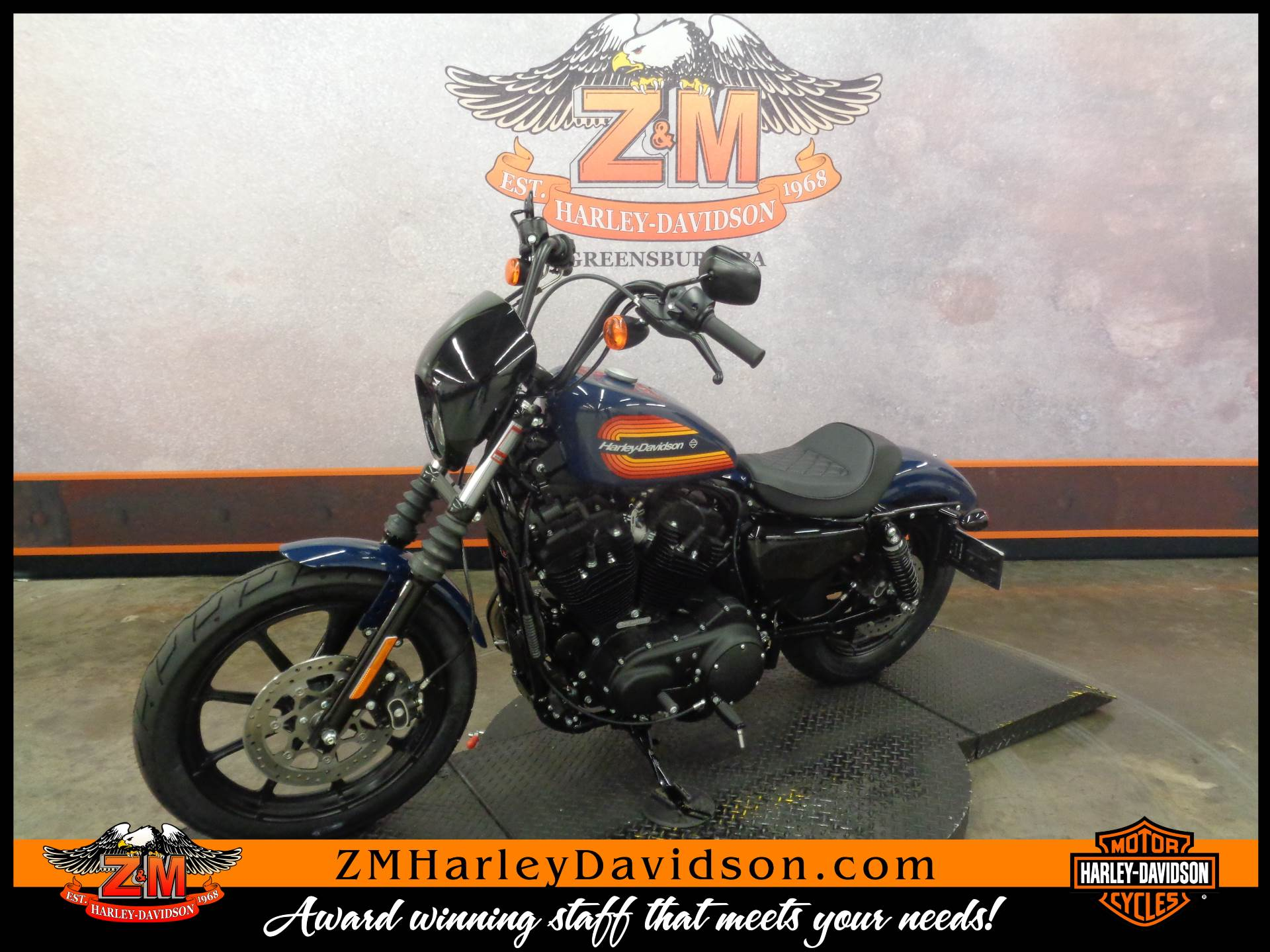 2020 Harley-Davidson Iron 1200™ in Greensburg, Pennsylvania - Photo 5