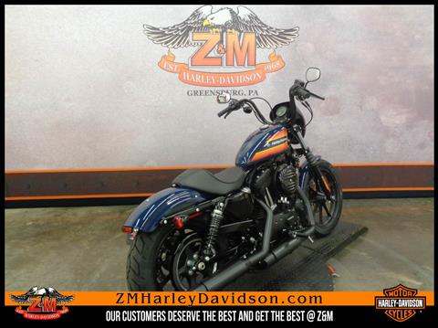 2020 Harley-Davidson Iron 1200™ in Greensburg, Pennsylvania - Photo 3