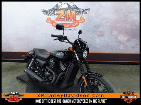 2017 Harley-Davidson Street® 750 in Greensburg, Pennsylvania - Photo 2