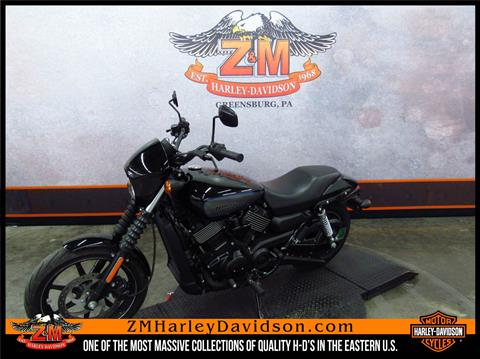 2017 Harley-Davidson Street® 750 in Greensburg, Pennsylvania - Photo 5
