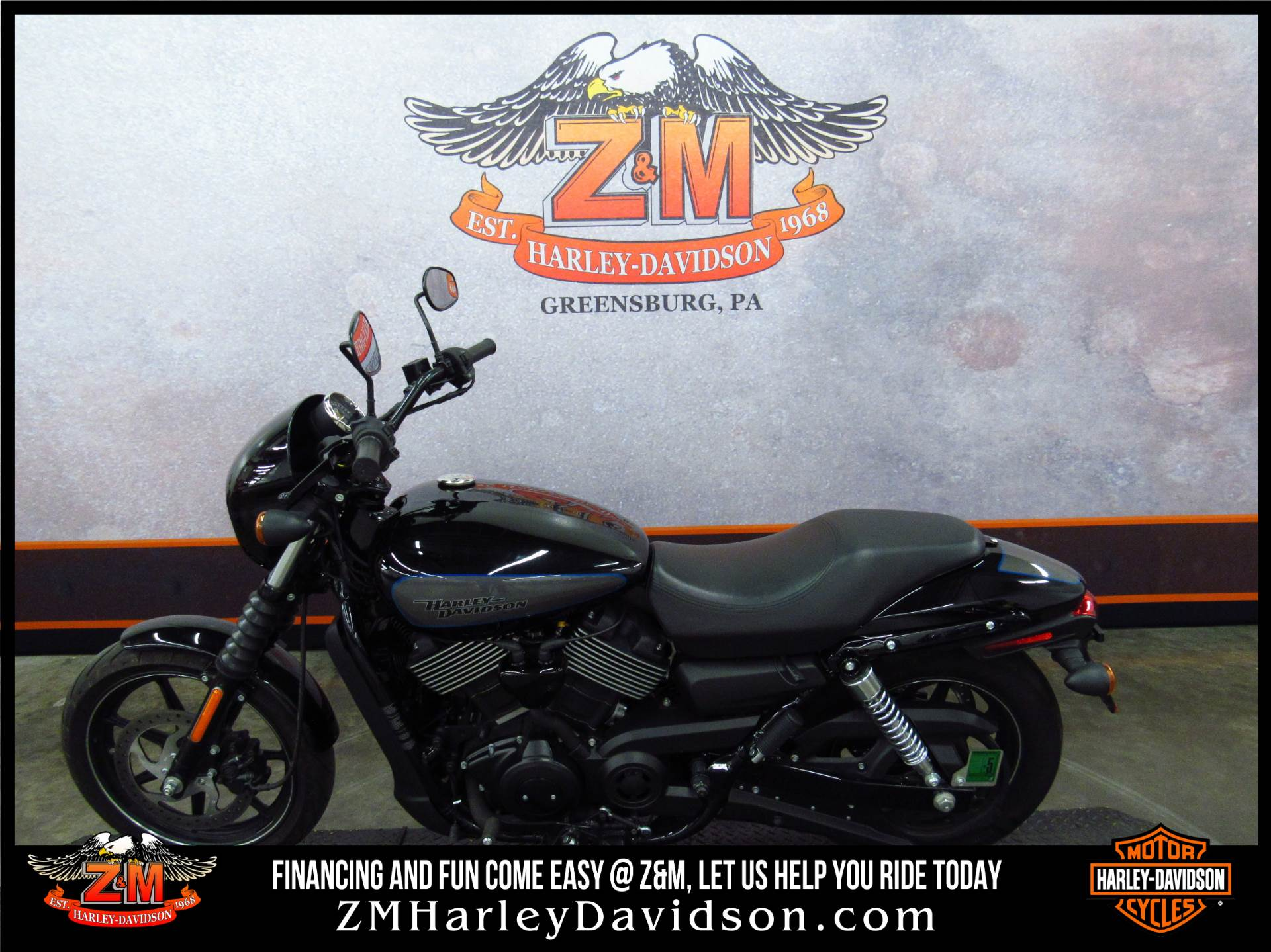 2017 Harley-Davidson Street® 750 in Greensburg, Pennsylvania - Photo 4
