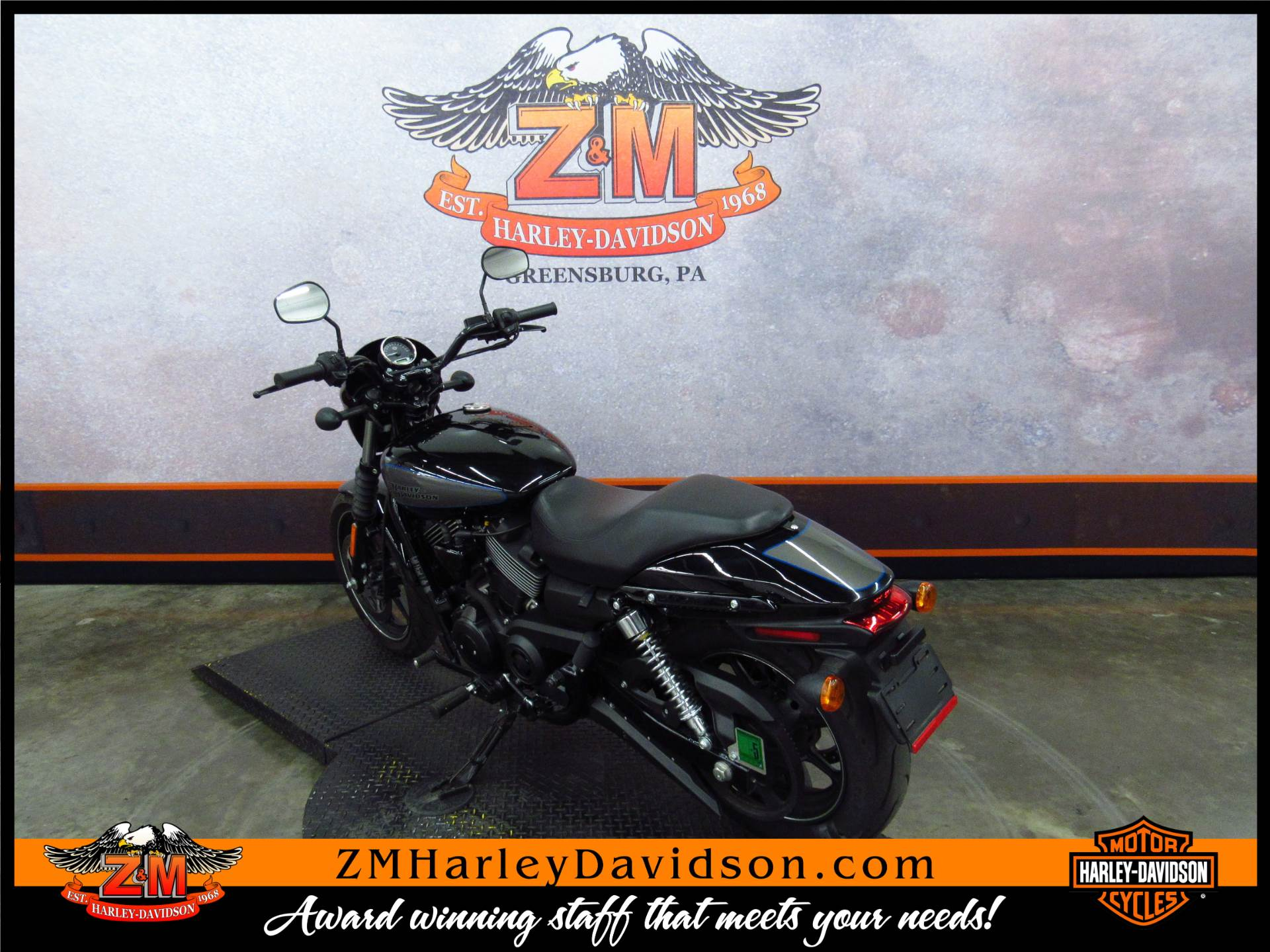 2017 Harley-Davidson Street® 750 in Greensburg, Pennsylvania - Photo 6