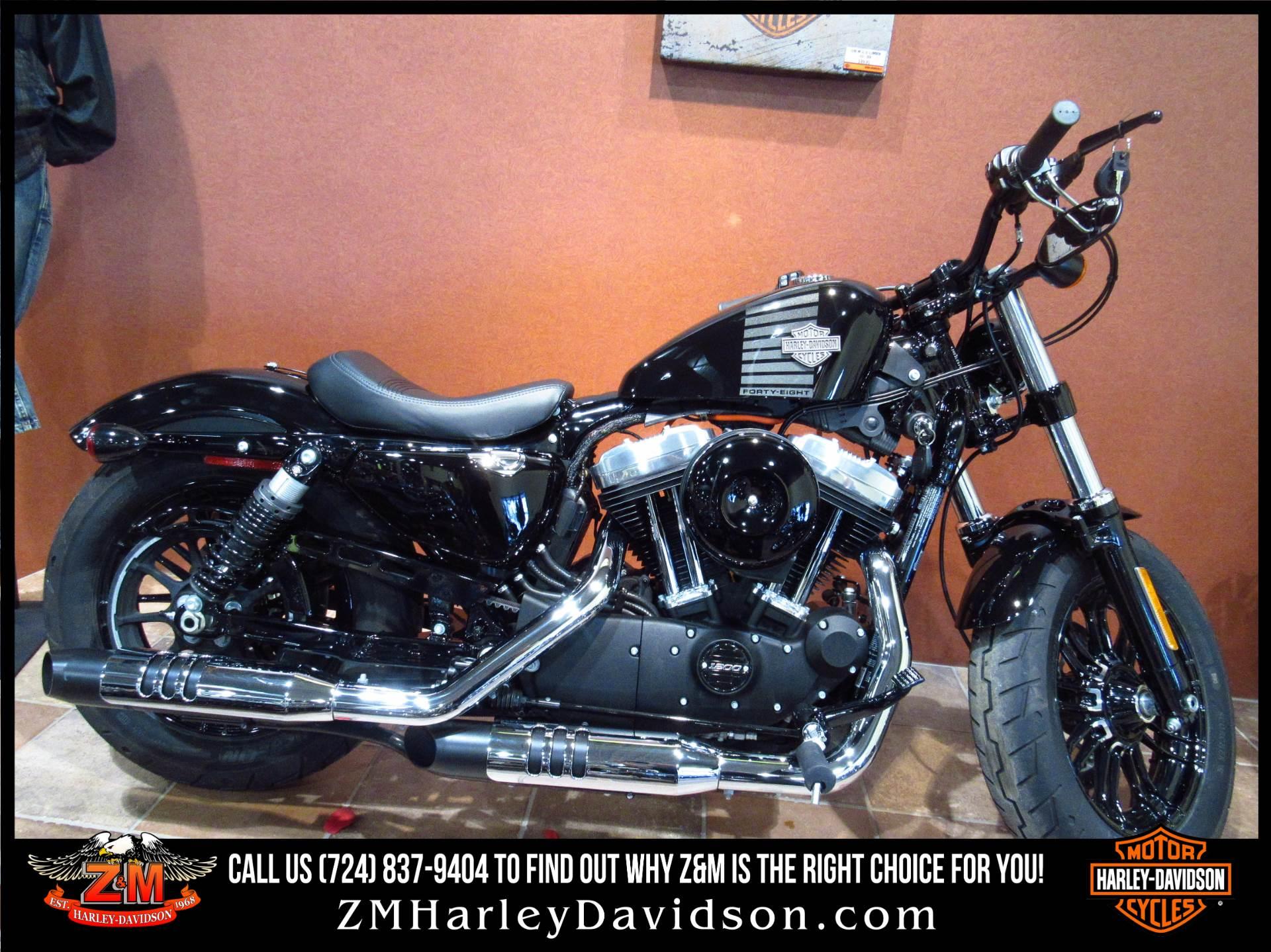 2016 Harley Davidson Forty Eight In Greensburg Pennsylvania